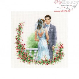 RTO Wedding - Counted Cross Stitch Kit, Art: M634
