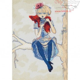 RTO My cup of tea - Counted Cross Stitch Kit, Art: M612