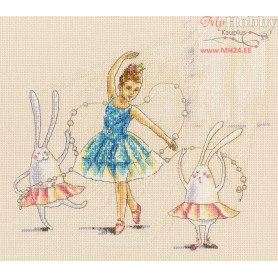 RTO Dancing with sun twinkles - Counted Cross Stitch Kit, Art: M661