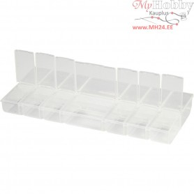 Storage Box, size 24x11 cm, H: 2.8 cm, 1pc