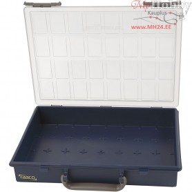 Storage Box, size 33.8x26.1 cm, H: 5.7 cm, Without removable insert boxes, 1pc