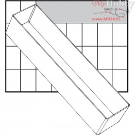 Insert Box, size 235x55 mm, H: 47 mm, Type A8-3, 1pc