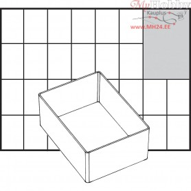 Insert Box, size 109x79 mm, H: 47 mm, Type A7-1, 1pc