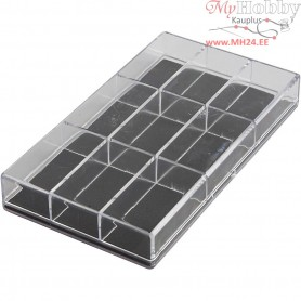Storage Box,  16.5x9.3x2.4 cm, 100pcs