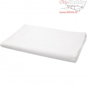 Kitchen Towels, size 50x70 cm,  70 g/m2, white, 5pcs