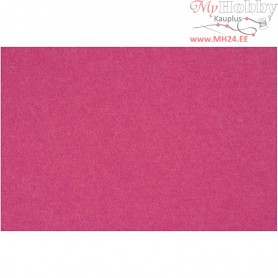 Craft Felt, sheet 42x60 cm, thickness 3 mm, pink, 1sheet