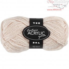 Fantasia Acrylic Yarn, L: 80 m, powder, 50g