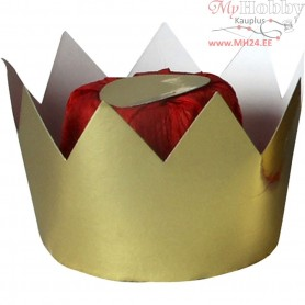 Queen's Crown, H: 7 cm, D: 9 cm, 1pc