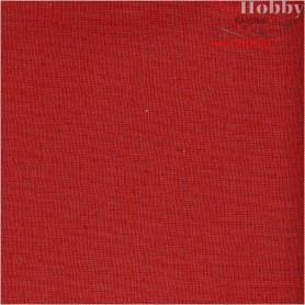 Cotton Fabric, W: 145 cm,  140 g/m2, christmas red, 10m