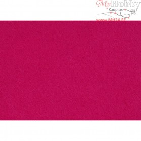 Craft Felt, A4 21x30 cm, thickness 1,5-2 mm, cerise, 10sheets