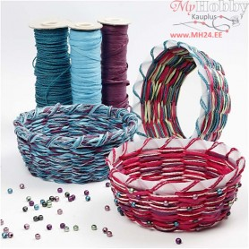 Basket Weaving Kit,  20 pc, 1set