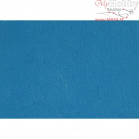 Craft Felt, A4 21x30 cm, thickness 1,5-2 mm, turquoise, 10sheets