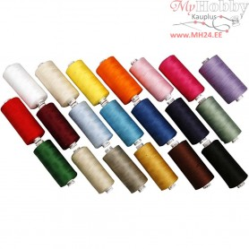 Sewing Thread, cotton, 20x1000m