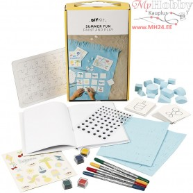 DIY paper kit, 1set
