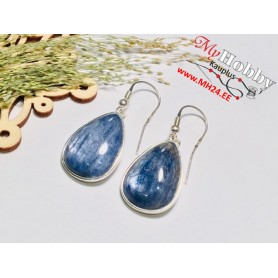 "Earrings ""Cyanite"" Sterling silver 925AG"