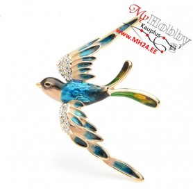 "Brooch ""Martlet"""