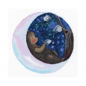 "RTO Cross-stitch kits ""Tender fairy tales of the stars"", Article: M812"