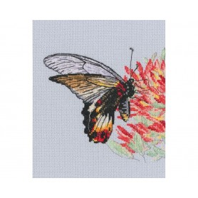 "RTO Cross-stitch kits ""Nectar for butterfly"", Article: M755"