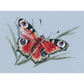"RTO Cross-stitch kits ""Summer beauty"", Article: M753"