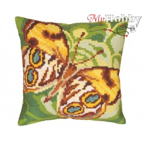 Cross Stitch Cushion Kit Mystery, Article: 5 080 Collection D'Art - size 40x40 cm.