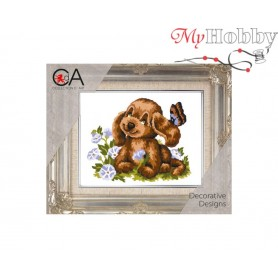 Cross Stitch Kit Stamped Full Range of Embroidery Kits   Collection D'Art - 3191K