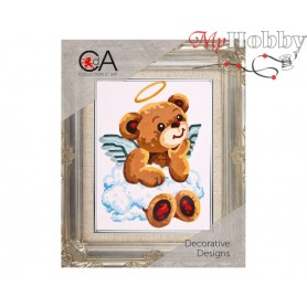 Cross Stitch Kit Stamped Full Range of Embroidery Kits   Collection D'Art - 3179K