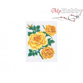 Cross Stitch Kit Stamped Full Range of Embroidery Kits   Collection D'Art - 3151К