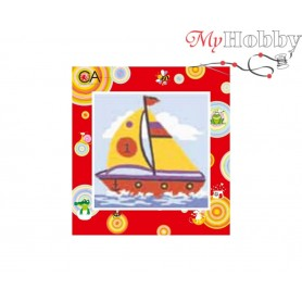 Cross Stitch Kit Stamped Full Range of Embroidery Kits   Collection D'Art - 2014K