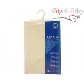 Pre-cut needlework fabrics, Article: AIDA14-264