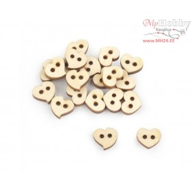 "Plywood form - decorative buttons ""Buratini"", Article: DZ40075"