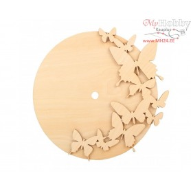 """Plywood form - watch """"Buratini"""", Article: DZ60005"""