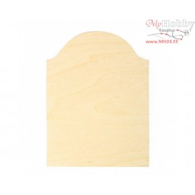 """Plywood form - carving board  """"Buratini"""", Article: DZ00066"""