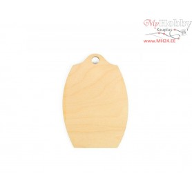 """Plywood form - carving board """"Buratini"""", Article: DZ00001"""