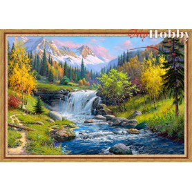 Diamond Painting Full Kits 60х40cm  Mosfa - AM1821