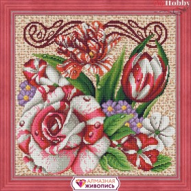 Diamond Painting Full Kits 40х40cm  Mosfa - AM1663