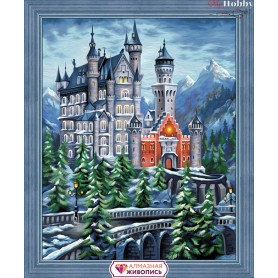 Diamond Painting Full Kits 40х50cm  Mosfa - AM1615