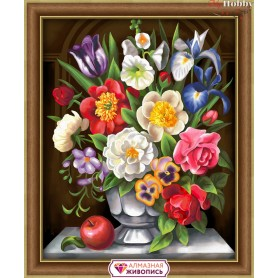 Diamond Painting Full Kits 40х50cm  Mosfa - AM1604