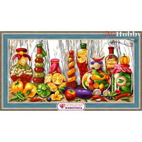 Diamond Painting Full Kits 60х30cm  Mosfa - AM1583