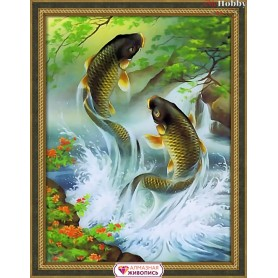 Diamond Painting Full Kits 30х40cm  Mosfa - AM1357