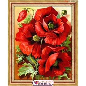 Diamond Painting Full Kits 30х38cm  Mosfa - AM1135