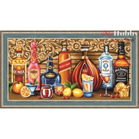 Diamond Painting Full Kits 60x30cm  Mosfa - AM1582