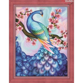 Diamond Painting Full Kits 30x40cm  Mosfa - AM1624