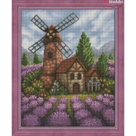 Diamond Painting Full Kits 40x50cm  Mosfa - AM1650