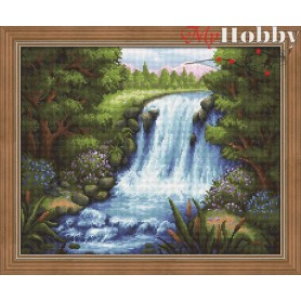 Diamond Painting Full Kits 50x40cm  Mosfa - AM1654