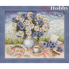 Diamond Painting Full Kits 50x40cm  Mosfa - AM1656