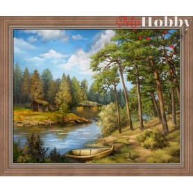 Diamond Painting Full Kits 50x40cm  Mosfa - AM1699