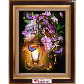 Diamond Painting Full Kits 30х40cm  Mosfa - AM1722