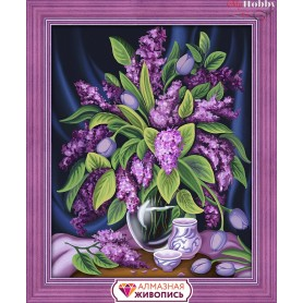 Diamond Painting Full Kits 40х50cm  Mosfa - AM1629