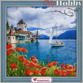 Diamond Painting Full Kits 30х40cm  Mosfa - AM1502