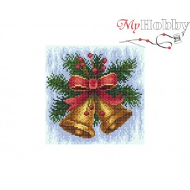 Diamond Embroidery Painting Kit Christmas melody Collection D'Art - size 20x20